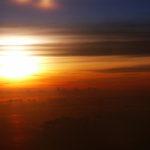 sky over indonesia